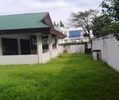 3 Bedroom 600 Sqm Bungalow House & Lot for RENT in Friendship, Angeles City - 1