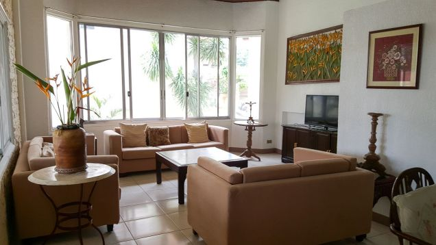 4 Bedroom House for Rent with Swimming Pool in Cebu City Banilad - 0