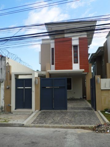2-Storey House and Lot for Rent in Balibago Angeles City - 0