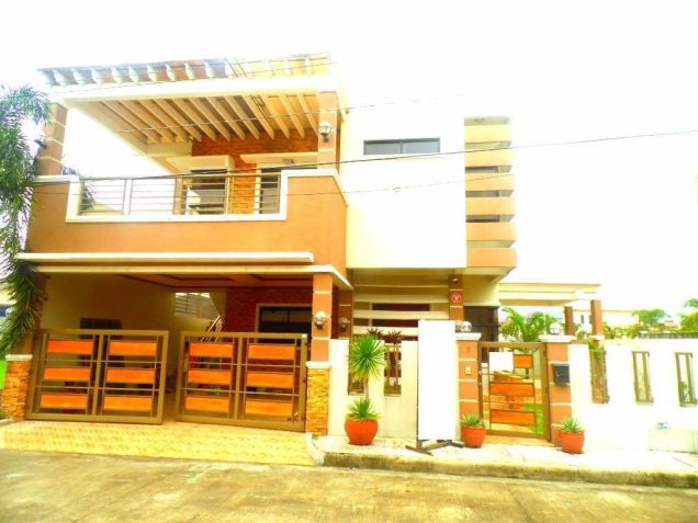 Fully Furnished 5 Bedroom House In Angeles City - 0
