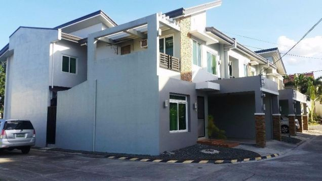 For Rent Three Bedroom House In Friendship Angeles City - 0