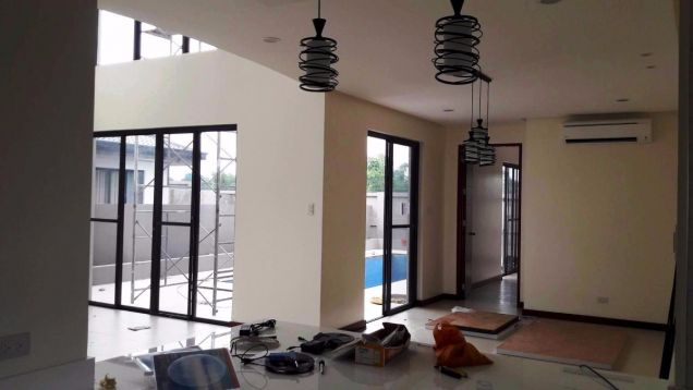 Newly Built House for rent with 3 bedrooms and pool in Amsic - 3