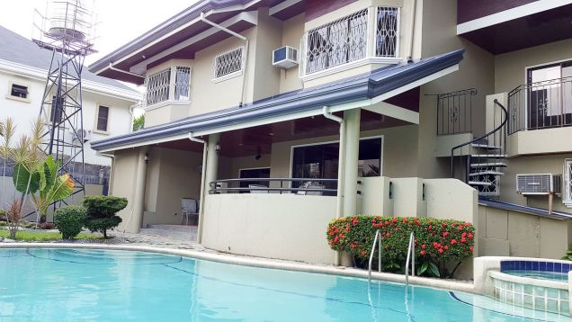 5 Bedroom House with Swimming Pool for Rent in Cebu Banilad - 0