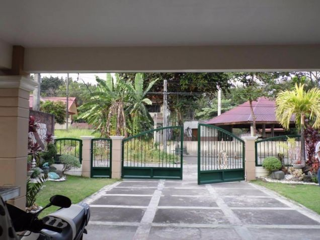 For Rent Furnished Bungalow House In Angeles City - 2