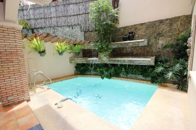 4 Bedroom House for Rent with Swimming Pool in Cebu Banilad - 3