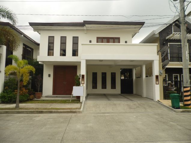 Unfurnished House With 5 Bedroom In Angeles City For Rent - 0