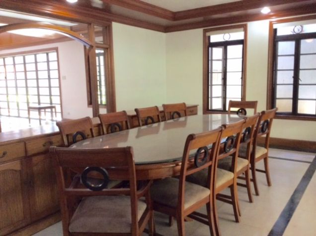 White  Plains Spacious House For Sale - Quezon City - 1
