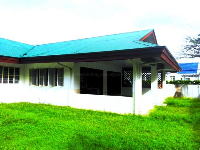 Bungalow House With Garden For Rent In Angeles City - 0