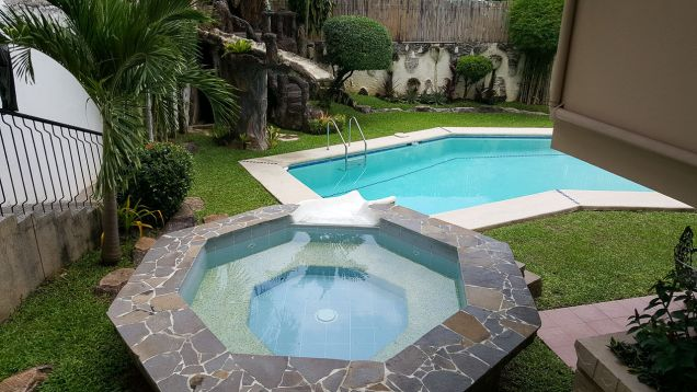 5 Bedroom House with Swimming Pool for Rent in Maria Luisa Cebu - 5