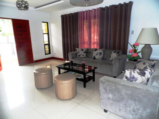 Two-Storey Furnished 3 Bedroom House & Lot For Rent In Hensonville Angeles City... - 9