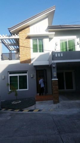 3 bedroom fully furnished located in a secured subdivision at 35K - 2