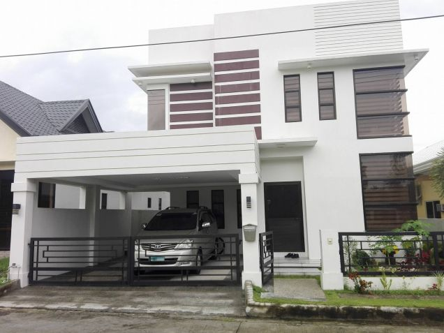 4 Bedroom House And Lot For Rent At Angeles City Near Clark - 0