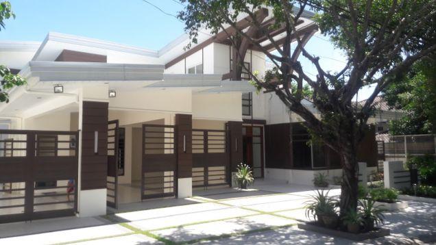 Brand new house for rent, 5 bedrooms, semi fur, Ayala Alabang,  Muntinlupa City - 0