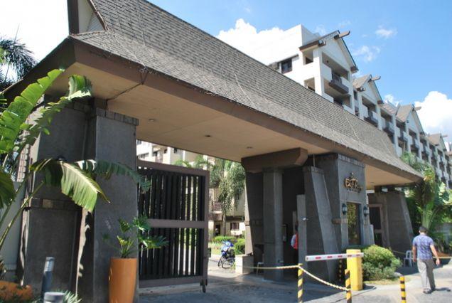 East Raya Garden in Pasig Mercedez Ave, 2bedroom for sale - 5