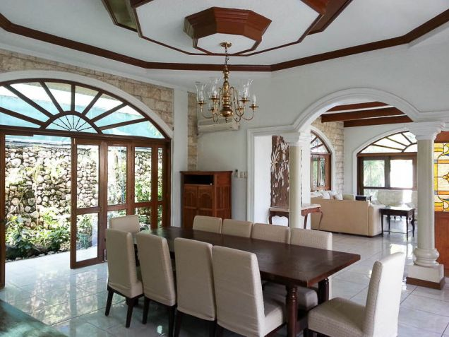 5 Bedroom House with Swimming Pool for Rent in Maria Luisa Cebu City - 1