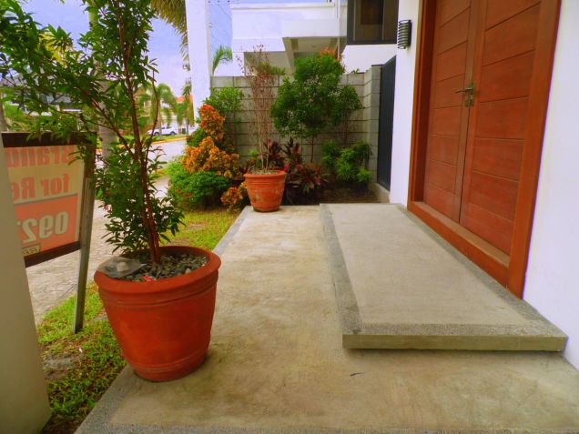 2 Storey Furnished House for rent in Hensonville - 70K - 3