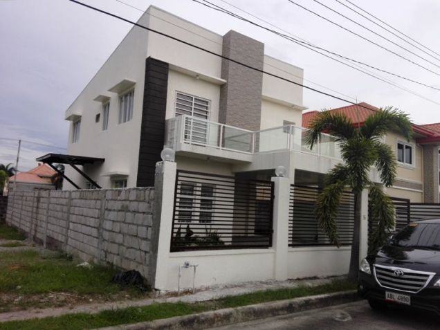 2 Storey 4 Bedroom Brandnew Modern House & Lot For RENT In Hensonvile Angeles City - 2