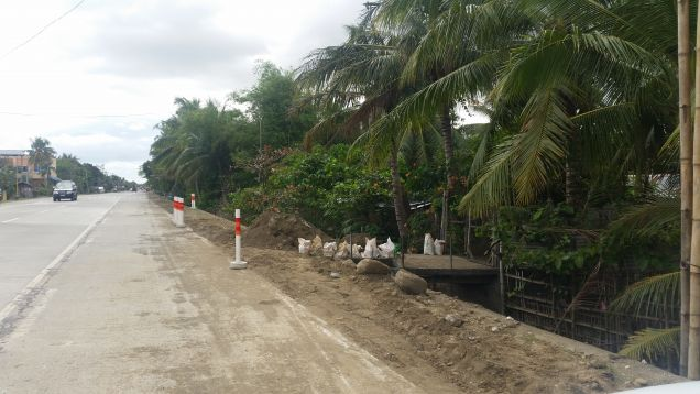 6-hectare land along National Road - 2