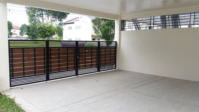 For Rent House and lot with swimming pool in Friendship - 70K - 3