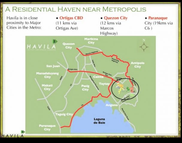 Re-Sale Residential lot in Taytay Havila Filinvest - 9