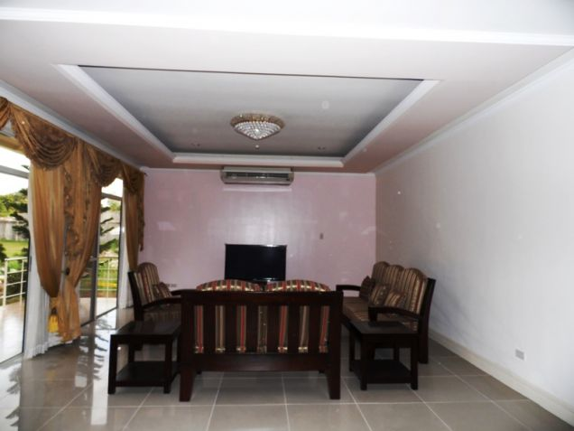 2-StoreyFurnished House & Lot For Rent In Hensonville Angeles City W/Golf Course ,Lawn Bowling Ect. - 6