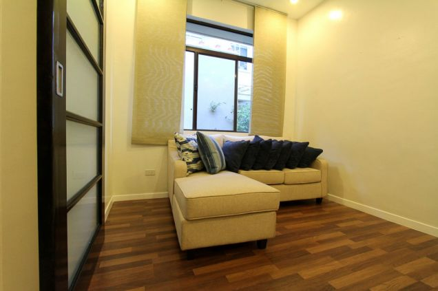 Furnished 3 Bedroom House for Rent in Maria Luisa Estate Park - 1