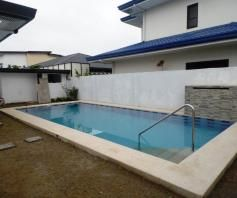 3Bedroom 2-Storey House & Lot For RENT W/Pool In Hensonville Angeles City - 4