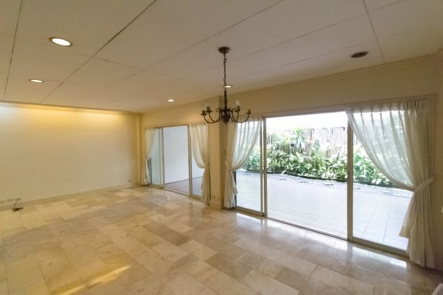 3 Bedroom Duplex House For Rent in San Lorenzo Village, Makati - 1