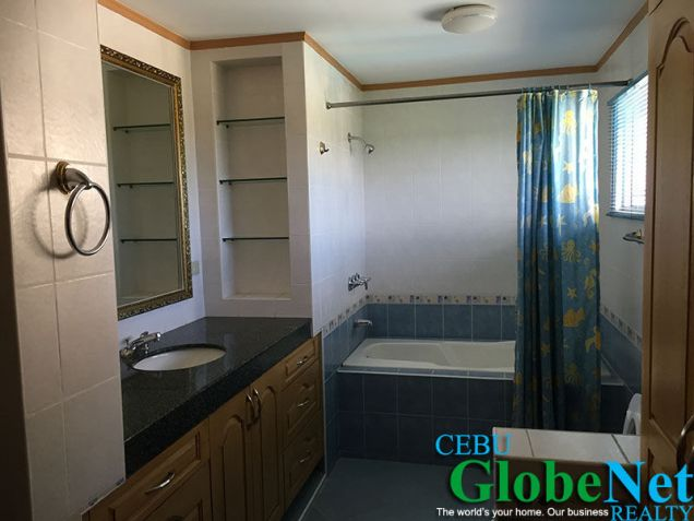House and Lot, 4 Bedrooms for Rent in Paseo Esperanza, Maria Luisa, Cebu, Cebu GlobeNet Realty - 6