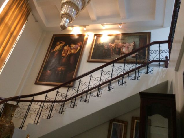 5 Bedroom Semi Furnished House and Lot for Rent in Angeles City - 2
