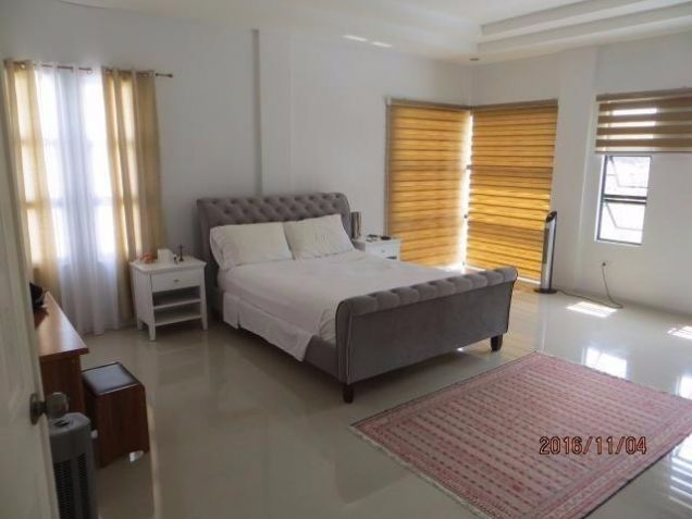 4BR Fully furnished House for rent near Clark - 70K - 8