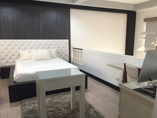 Tuscany 1 Bedroom Loft Condo Mckinley Hill For Sale with Parking - 8