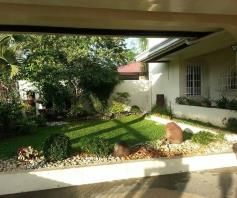 4 Bedroom Bungalow House for Rent in Angeles City - 1