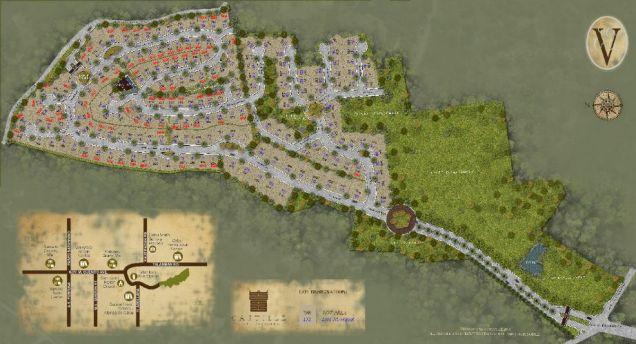 Lot for Sale, 268sqm Lot in Mandaue, Lot 132, Phase 1-B, Vera Estate, Tawason, Castille Resources Realty Development Inc - 3