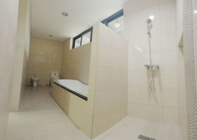 Lease / Rent: Newly Renovated House & Lot, North Forbes Park, Makati City - 5
