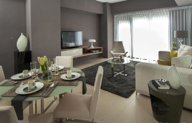 Fancy 2BR Condominium for Sale in Filinvest Alabang - 0