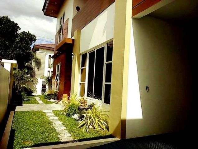 New House for rent inside a gated Subdivision in Telabastagan - 60K - 2