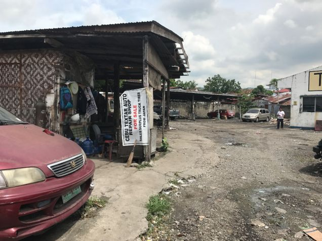 Mambaling lot for rent - 2