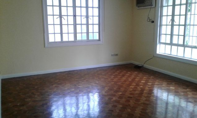4BR House For Rent in Bel Air 2 Village, Makati - 1
