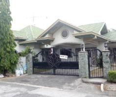 Bungalow House inside a gated Subdivision in Friendship for rent - 40K - 0