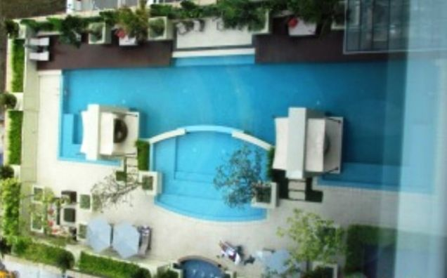 Condominium Unit For Sale in MAKATI RAFFLES RESIDENCES LUXURY UNIT - 4