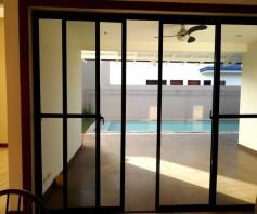 Fully Furnished House with Swimming pool for rent near SM Clark - 90K - 1