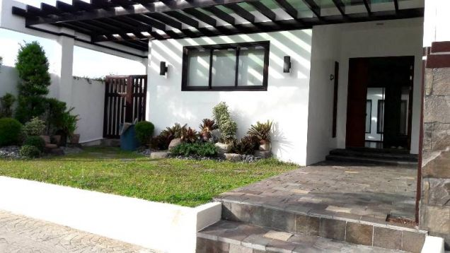Fully Furnished Bungalow House with Swimming pool for rent - 90K - 4