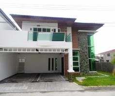 2 Storey House & Lot W/Pool For RENT In Hensonville Angeles City - 0