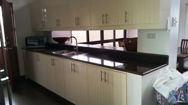3 Bedroom Elegant Spacious House and Lot with pool  for Rent in Angeles City - 3