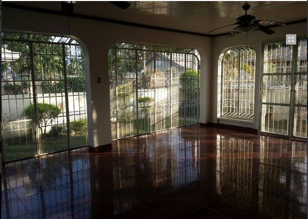 Bungalow House With Big Garden For Rent In Angeles City - 6
