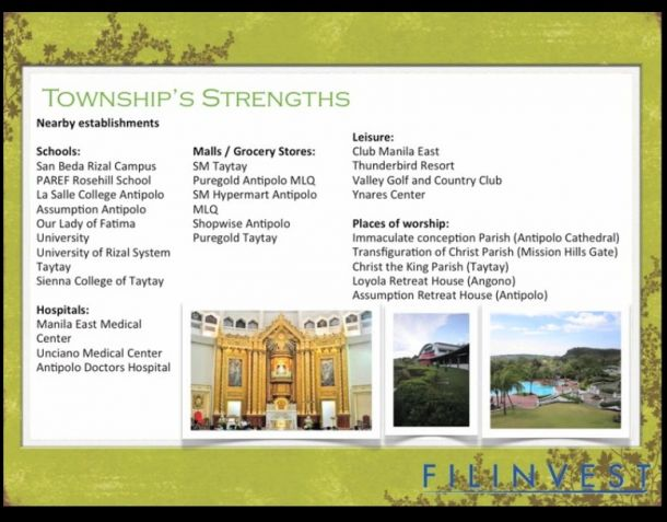 Re-Sale Residential lot in Taytay Havila Filinvest - 4