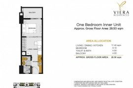 1 bedroom for sale in Quezon City near Timog Tomas Morato - 3