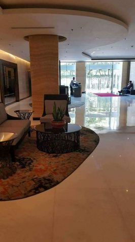 Furnished 1 bedroom in The Address in Wack Wack - 1