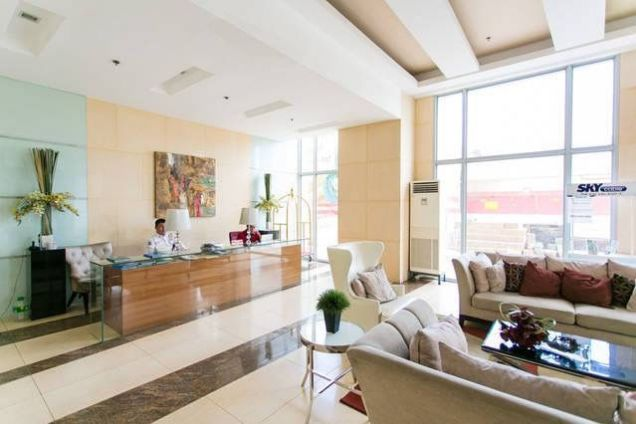 Furnished and Very affordable Studio condo unit near Boni Mrt Station and Cybergate. - 8